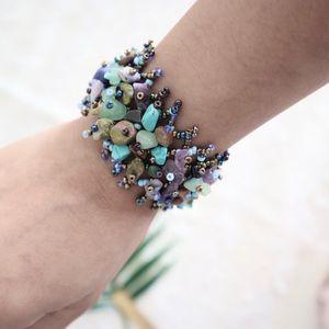 Gypsy Boho style bracelet